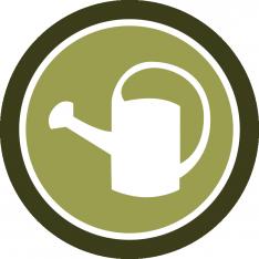 Badge agua